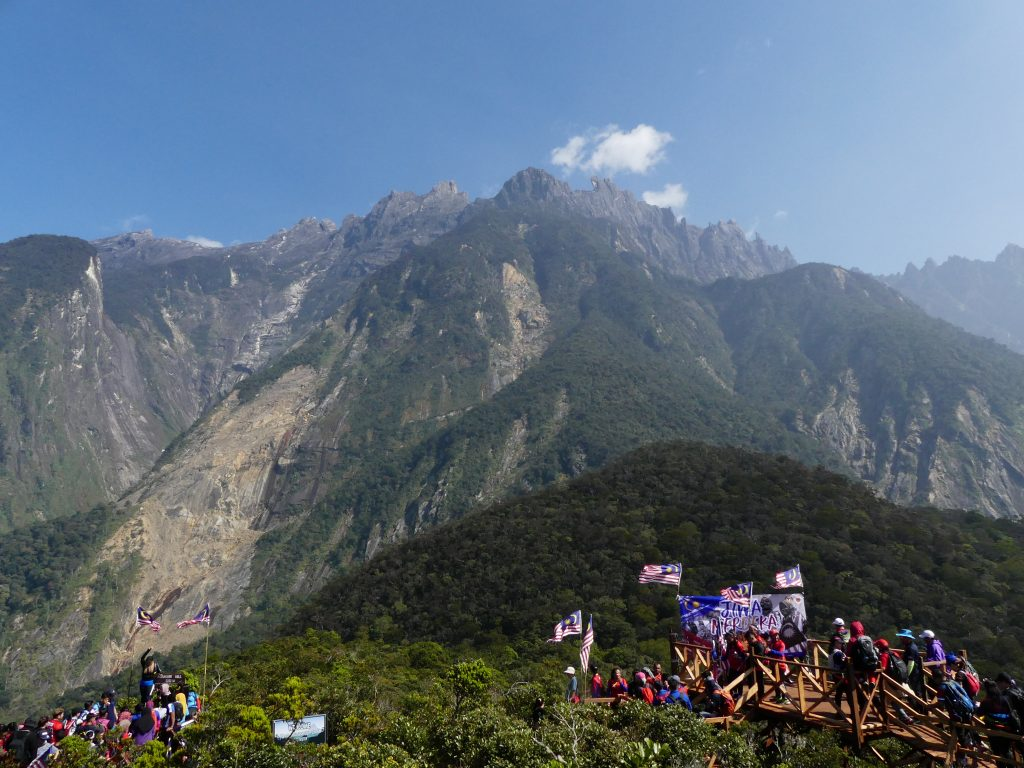 highest community nature reserve in Malaysia